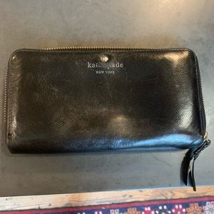 Kate Spade Cobble Hill Lacey Zip Around Wallet
